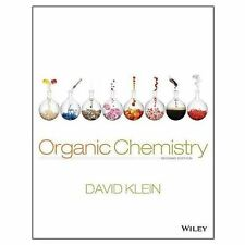 Organic Chemistry by David R. Klein (2013, Hardcover, 2nd Edition)