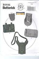 Schnittmuster Historische Taschen (5936)
