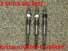 3 Glühkerzen AUDI A2 1,2TDI+1,4TDI,VW Vox 1,4TDI,Lupo+Polo 1,2TDI+1,4TDI