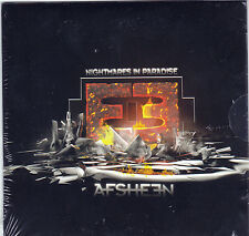 New! AFSHEEN Nightmares In Paradise CD EP DUBSTEP Electronic EDM Dance Rare