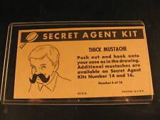 1966 Topps Get Smart Secret Agent Proof #6