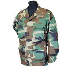Veste BDU ripstop woodland Armée US neuve taille S-L Small-Long réglementaire
