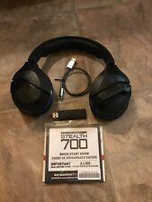 Turtle Beach Stealth 700 Headband Headsets for Multi-Platform - Black & Blue