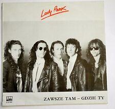 LP Lady Pank Zawsze Tam Gdzie Ty 1990 Rarytas NM