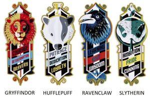 Harry Potter Bookmark Official Licensed Hogwarts Houses Novelty Gift