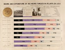 1900-The Georgia Negro: Income and expenditure of 150 Negro families in Atlanta