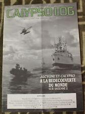 CALYPSO LOG ✤ N°72 de 1988 ✤ Fondation Cousteau