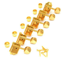 Allparts Gold Vintage Inline Tuners for Fender Strat/Tele® Guitar TK-0780-002