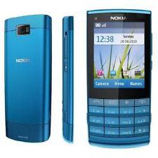 2017 generalüberholt Handy Nokia X3-02 Handy Touch Smartphone simlockfrei Blau