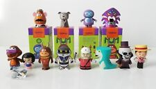 NEW DISNEY Park Starz Series 4 Vinylmation Complete Set Of 12 Includes Chaser!!