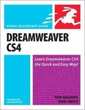 NEW - Dreamweaver CS4 for Windows and Macintosh