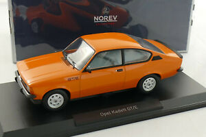 Opel Kadett GT/E - orange  - Norev 1:18 - 183651