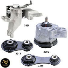 Engine Motor & Trans. Mount 4Pcs Set for Ford Flex, Taurus, Police Interceptor