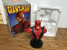 Giant-Man Wasp ~ Marvel Bowen 1/8 scale Design Painted Mini-Bust Ser #3929/6500