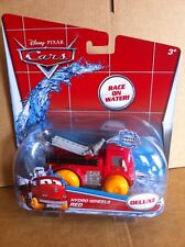 "DISNEY CARS - ""Hydro Wheels Rojo"" - Deluxe - - Franqueo combinado de retroceso Power"