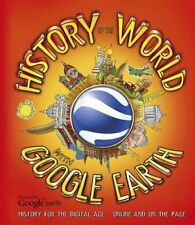 A History of the World with Google Earth, Penny Worms, Very Good condition, Book