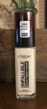 L'Oreal Infallible Up To 24H Fresh Wear Foundation #400 exp 09/20 New!