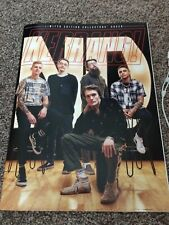 KERRANG MAGAZINE 7 MAR 2020 # 1814 NECK DEEP and poster Limited Edition Rare