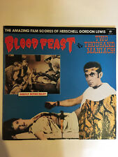 Blood Feast & Two Thousand Maniacs - Film Scores of Herschell Gordon Lewis