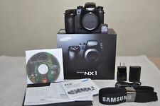 Samsung NX1 28.2MP  4K Digital Camera  (Body Only) + 128GB SDXC Card  ***NEW***