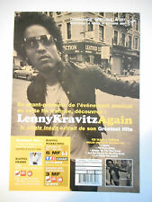 ▓ PLAN MEDIA ▓ LENNY KRAVITZ : AGAIN