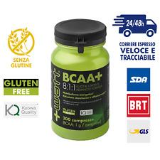 +WATT BCAA+ 8:1:1 da 200 compresse Aminoacidi Leucine Loading Advanced Formula