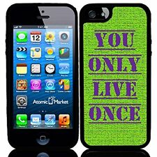 YOLO You Only Live Once For Iphone 6 Case Cover