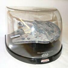 """figurine star wars diecast faucon millenium falcon titanium large 8"""" / 21cm"""