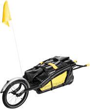 Topeak TX Journey Trailer and Drybag Black/yellow
