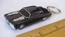 The GREEN HORNET 3D MOVIE BLACK BEAUTY CAR Carl's Jr. 2010 Keychain MIP