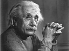 Vintage Photography Portrait Physicist Albert Einstein Canvas Art Print