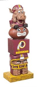 Washington Redskins Tiki Tiki Totem Statue NFL - Free Ship - HTTR