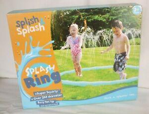 Splish & Splash - Splash Ring