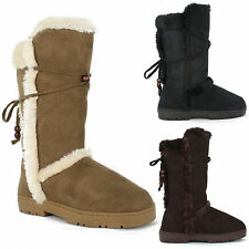 Unbranded Pull On Snow, Winter Boots for Women