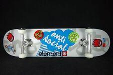 Skateboard Complete Chocolate Titanium Trucks Spitfire Element Santa Cruz Indy
