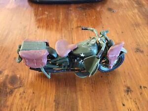 1/18 Maisto Harley Daividson 1942 WLA 740 Flat Head