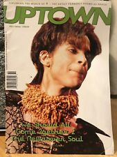 More details for prince uptown issue #35! - the leading magazine for prince fans and collectors