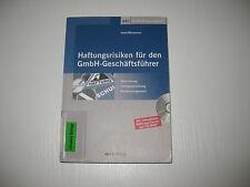 Haftungsrisiken für den GmbH - Geschäftsführer von Manfred Wissmann, Michael...