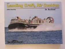 Landing Craft Air Cushioned In Action by Squadron Signal - SS14037