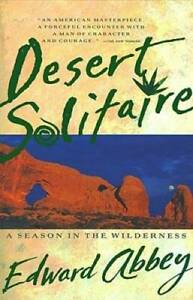 Desert Solitaire - Paperback By Abbey, Edward - VERY GOOD