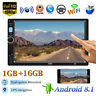 "7"" 2DIN Android 8.1 Car Stereo MP5 Player GPS Navi FM Radio WiFi BT4.0 1+16G AUX"