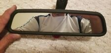 BMW Rear view mirror with homelink