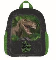 Dino World 3-fach Federtasche//Mäppchen gefüllt Dinosaurier LED Neuware
