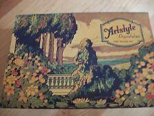 Complete Springbok Mini Jigsaw Puzzle - Artstyle Chocolates - 115 pieces