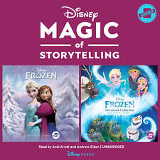 Magic of Storytelling Presents … Disney Frozen Collection by  Disney Press 2018