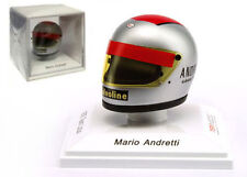 Truescale TSM13AC19 Mario Andretti 'Lotus' Bell Helmet Replica 1978 - 1/8 Scale
