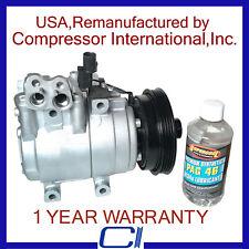 2001-2005 Accent 1.6L OEM Reman A/C Compressor