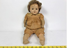 Antique American Character Doll 17 inch