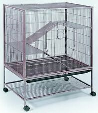 Prevue Hendryx Rat/Ferret/Chinchilla Cage 31 X 20.5 X 40 Brown