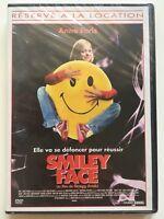 Smiley face DVD NEUF SOUS BLISTER Anna Faris